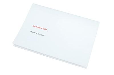Lot 16 - Bang & Olufsen Beocord 3500 cassette dec