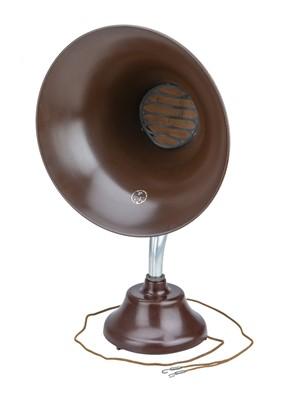 Lot 75 - BTH horn loudspeaker, type C2, c. 1925