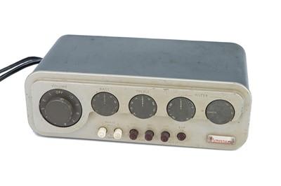 Lot 21 - QUAD II Valve Amplifier & Pre Amp