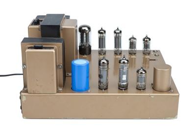 Lot 22 - LEAK Stereo Valve Amplifier & Pre Amp