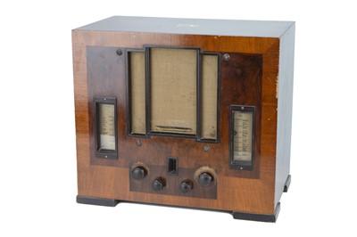 Lot 66 - HMV Valve Radio