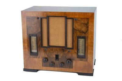Lot 67 - HMV Valve Radio