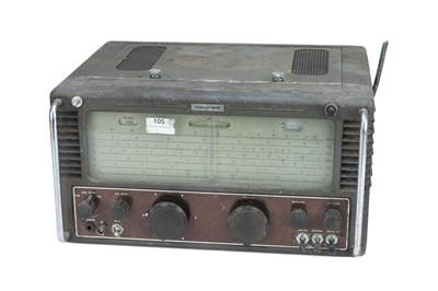 Lot 62 - An Eddystone Communcation Receiver, Model 770R
