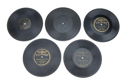 Lot 91 - Berliner Gramophone-Type Records