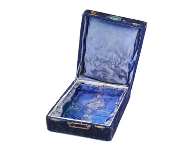 Lot 1 - An original Doctor Who Prop: A Jewel Box