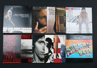 Lot 93 - Vinyl Records