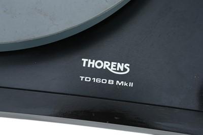 Lot 40 - Thorens TD160B MKII Turntable