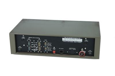 Lot 20 - Ferrograph F 307 Amplifier