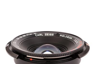 Lot 1072-A Carl Zeiss Hologon f/8 15mm Lens